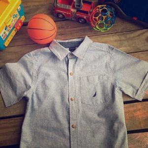 Boys Nautica Shirt 👕